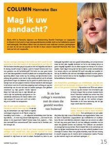 mindfulness aandacht zorgprofessional